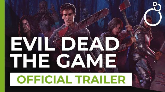 Evil Dead The Game - Gameplay Trailer