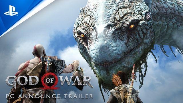 God of War – Announce Trailer | PC