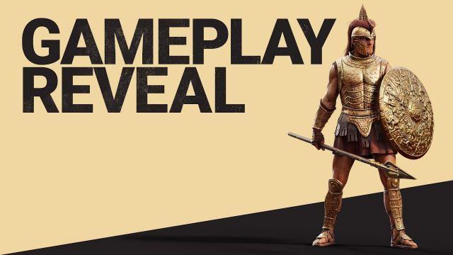 Gameplay Reveal | Total War: Troy | A Total War Saga