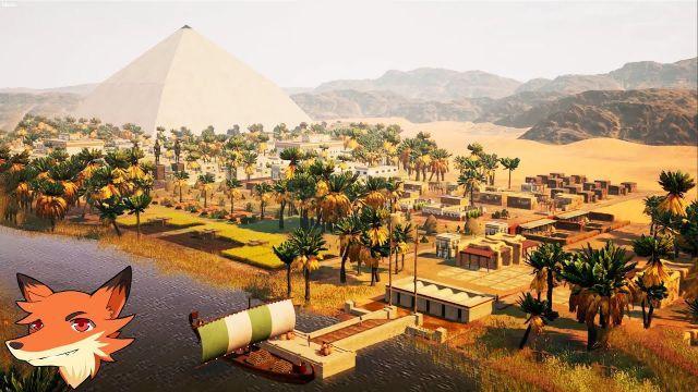 Builders of Egypt [FR] Construire des pyramides et développer sa civilisation égyptienne !