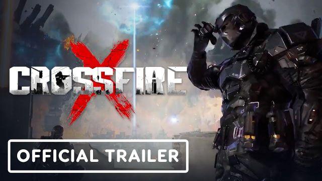 CrossfireX - Official Gameplay Trailer | gamescom 2021