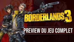 Preview Borderlands 3 : more of the same pour Gearbox