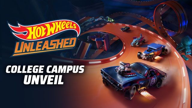 Hot Wheels Unleashed™ College Campus Unveil