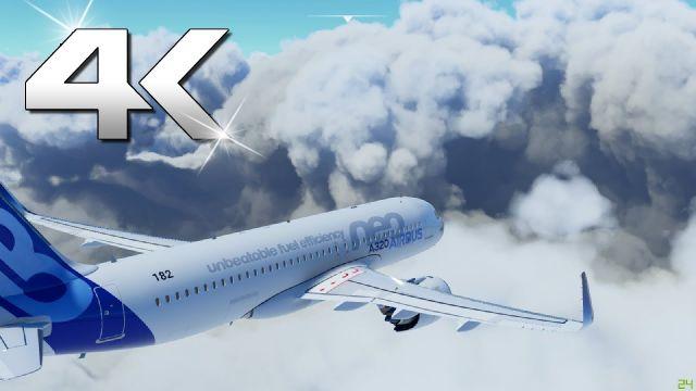Microsoft Flight Simulator : Bande Annonce Officielle XBOX (4K)