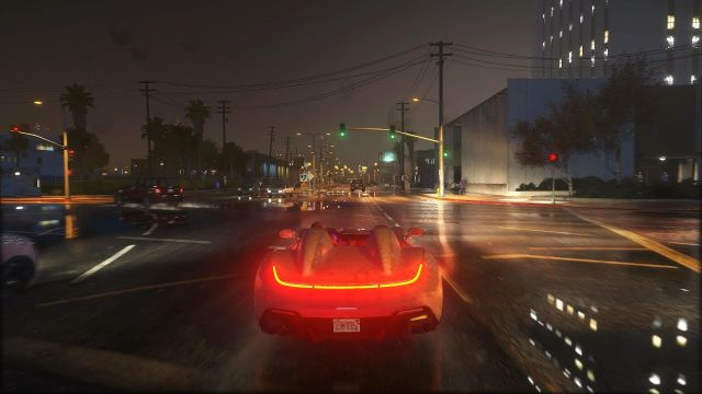 Grand Theft Auto V: 4K RTX 3090  Ultimate Mod - Ultra Realistic Raytracing Graphics