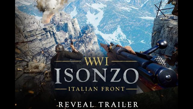 Isonzo Reveal Trailer I PC, Xbox Series X/S & Xbox One, PlayStation 5&4