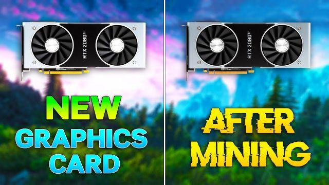 How Much Does Mining Spoil The Graphics Card?