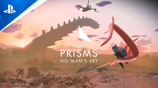 No Man's Sky - Prisms Update Trailer I PS5, PS4, PS VR