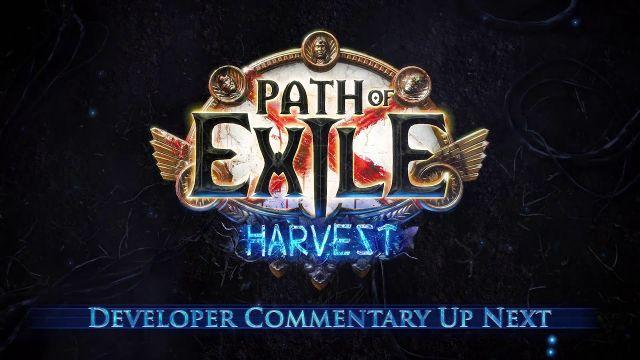 Path of Exile Harvest • Trailer & Dev Commentary • PC