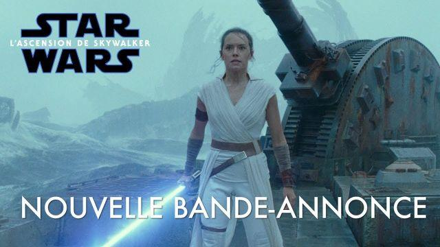Star Wars : L'Ascension de Skywalker - Bande-annonce officielle (VF)
