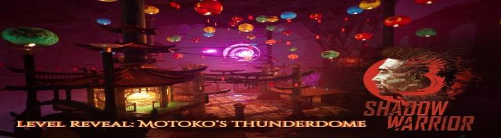 Shadow Warrior 3 - Sneak Peek 'Motoko's Thunderdome'
