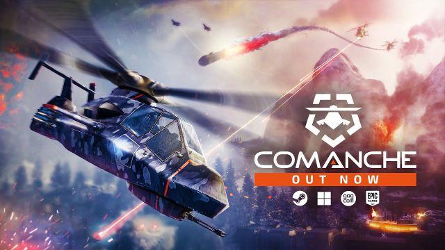 Comanche - Release Trailer
