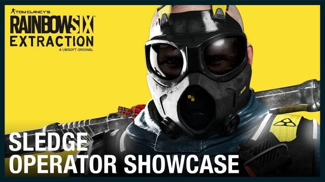 Rainbow Six Extraction: Sledge - Operator Showcase | Ubisoft [NA]
