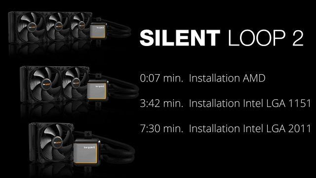 Installation: Silent Loop 2 (AMD & Intel) | be quiet!