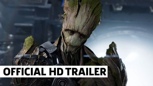 Marvel's Guardians of the Galaxy Reveal Trailer   Square Enix Presents E3 2021