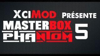 XciMod Masterbox 5 PHANTOM
