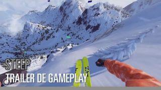 Steep - Trailer de gameplay - E3 2016