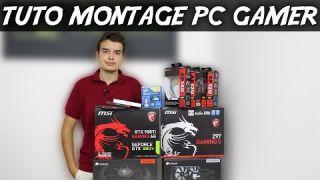 MONTAGE PC GAMER - Tuto [FR]