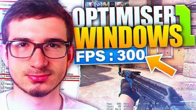 OPTIMISER WINDOWS 1 (BOOST TES PERFORMANCES EN JEU !)