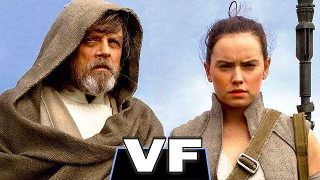 ? STAR WARS 8 Bande Annonce VF # 2 ✩ Les Derniers Jedi (2017)