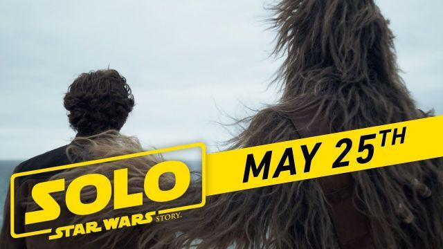 "Solo: A Star Wars Story ""Big Game"" TV Spot (:45)"