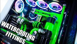 A Beginners Guide to PC Water Cooling Fittings - How To Water Cool in 2019
