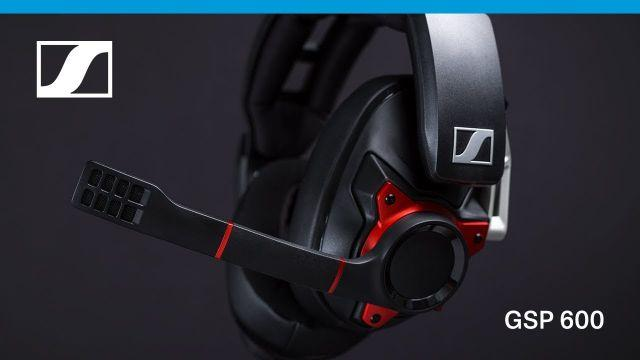 Sennheiser GSP 600 Professional Gaming Headset
