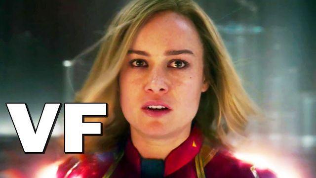 CAPTAIN MARVEL Bande Annonce VF # 2 (NOUVELLE, 2019) Film Marvel