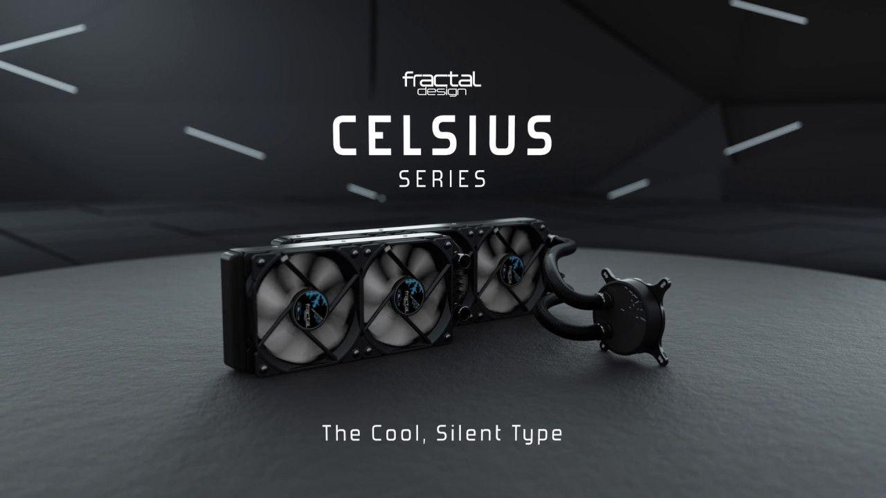 Fractal Design Celsius Showreel