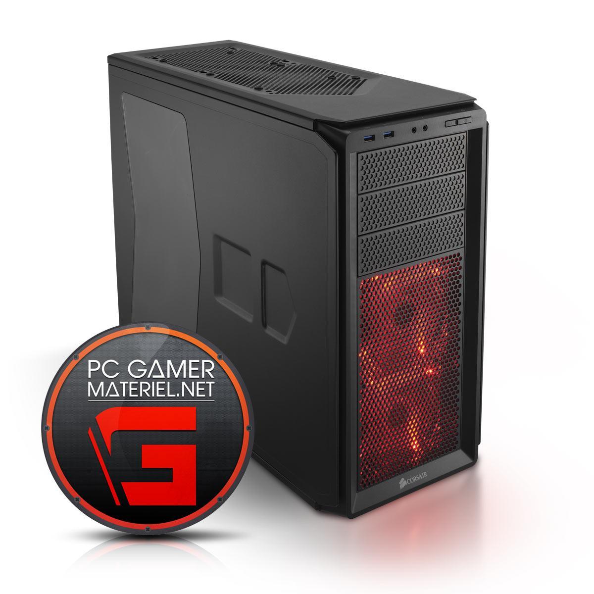 Avis sur le PC Gamer Nemesis de materiel.net - Config-Gamer.fr