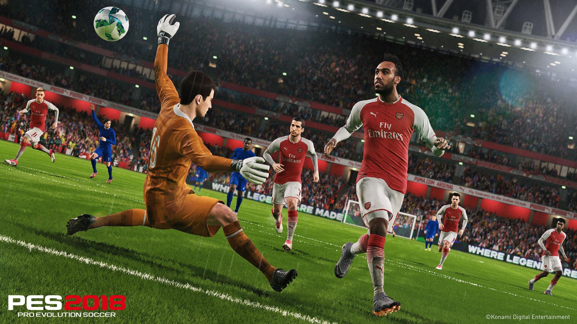 Pro Evolution Soccer 2019 : configuration PC minimum et