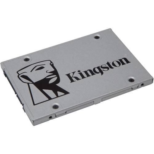 Vente flash : 107,91€ le SSD Kingston SSDNow UV400, 480 Go, SATA III