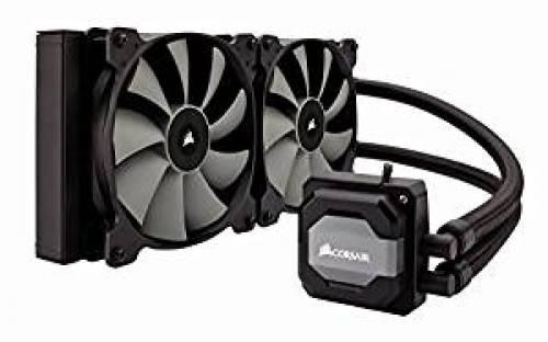 Watercooling Corsair H110i à 117.60€