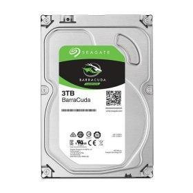 SEAGATE Disque dur BarraCuda 3 To 5 400 tr/min 3.5 (ST3000DM007) à 79€