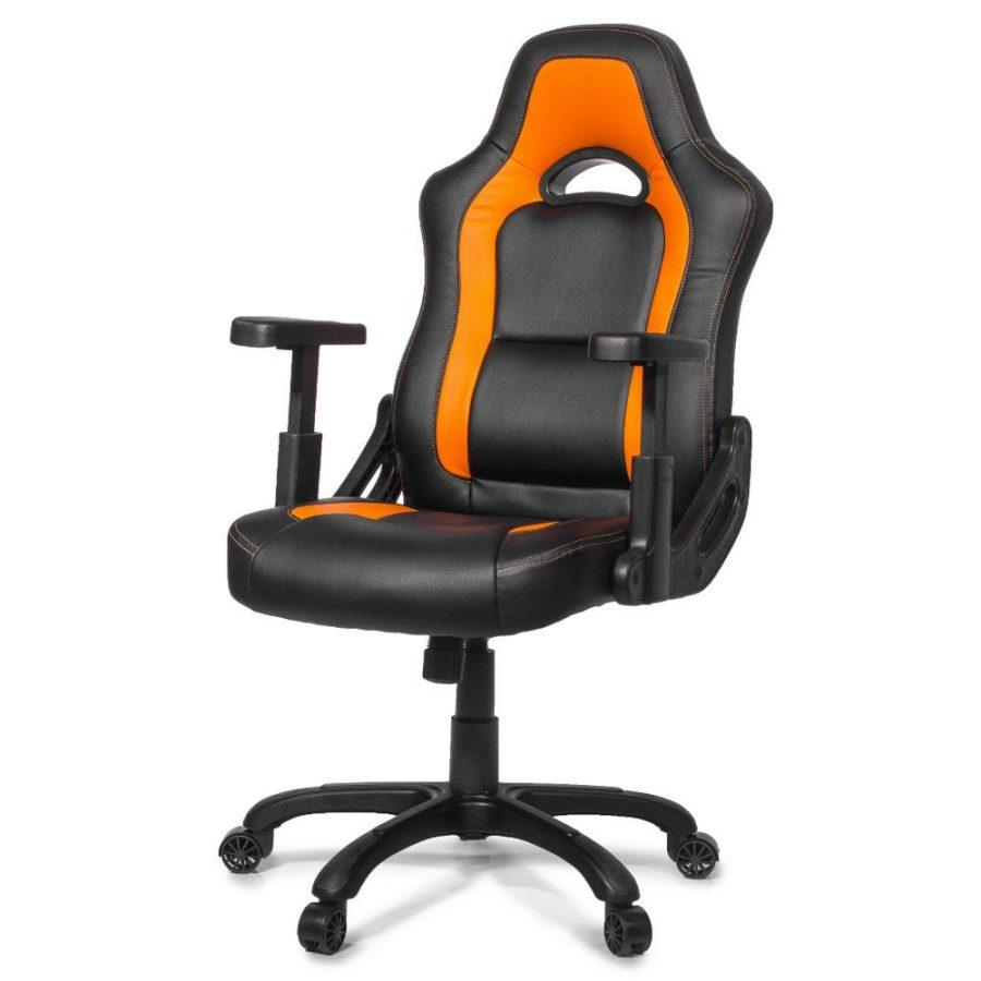 solde 20 sur le fauteuil gamer arozzi mugello orange. Black Bedroom Furniture Sets. Home Design Ideas