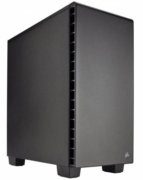 solde amazon boitier pc corsair 400q 78 config. Black Bedroom Furniture Sets. Home Design Ideas
