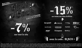 LDLC : Voici la Promo du Black Week-end