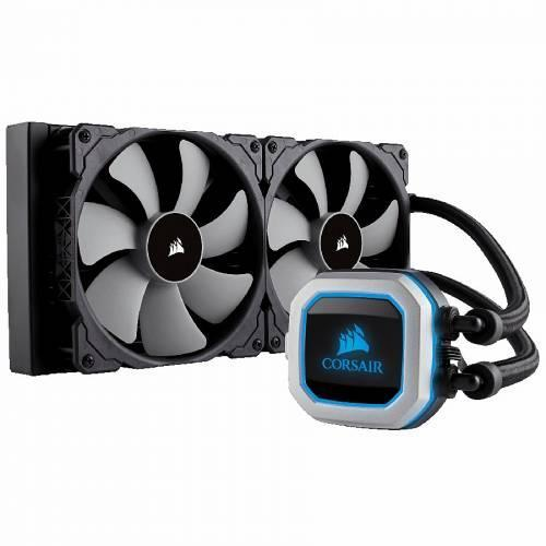 BlackFriday Watercooling AIO : 114€ le Corsair Hydro Series - H115i Pro RGB