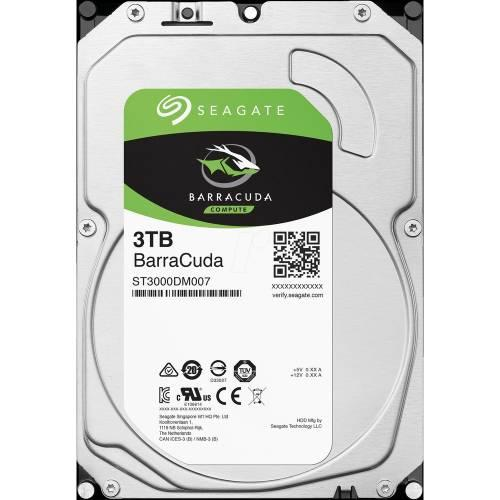 Bon plan Disque Dur : 74,80€ le HDD Seagate Barracuda 3To