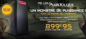 LDLC Purekiller notre avis sur ce PC Gamer