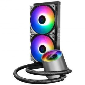 Le WaterCooling Fox Spirit LightFlow 240 ARGB à 89,99€ sur TopAchat