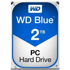 Disque dur WD Blue 3,5 -  2 To à 49,90€