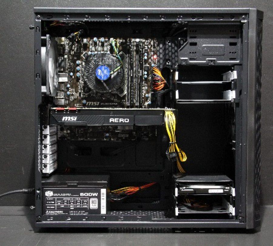 bon plan pc gamer 899 avec i5 et gtx 1070 config. Black Bedroom Furniture Sets. Home Design Ideas