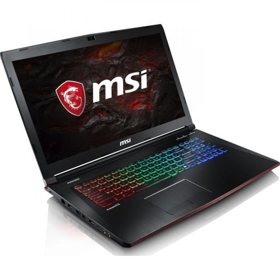 bon plan 1099 le portable msi 17 3p i7 7700hq gtx 1060 config. Black Bedroom Furniture Sets. Home Design Ideas