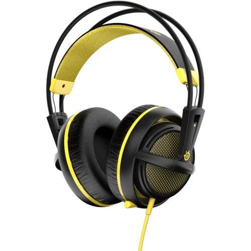 Deal : 33,16€ le casque gaming SteelSeries Siberia 200, Proton Yellow