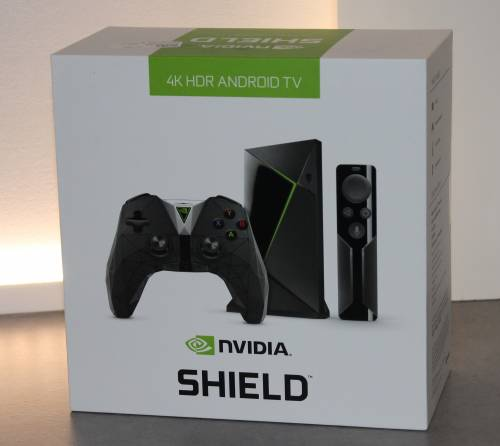TEST HARDWARE - Décodeur Multimédia Nvidia Shield