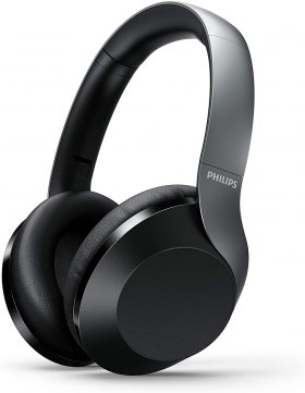 Casque Bluetooth à Réduction de bruit Philips PH805 Noir à 99€99