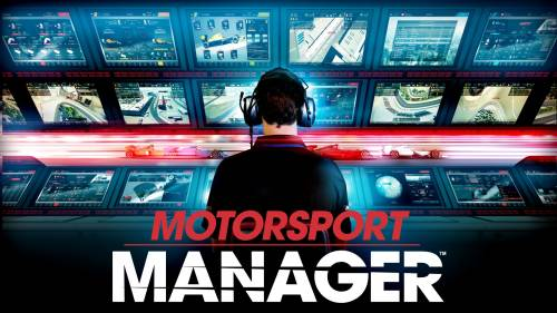 Steam : -50% sur Motorsport Manager