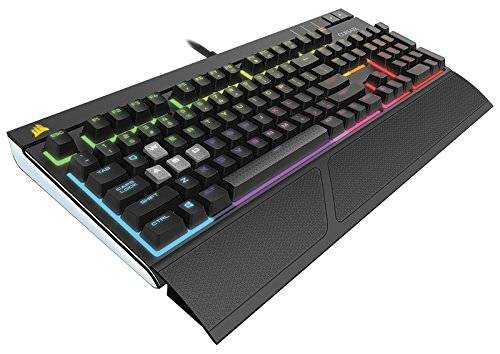 Deal Cdiscount : Clavier Corsair Strafe RGB MX RED à 99€