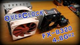 AMD FX-8320 (FX-4300/6300/8350 too) Overclocking